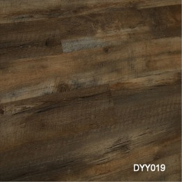 Dry back pvc vinyl flooring planks