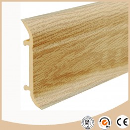 Vinyl skirting board / Baseboard moulding