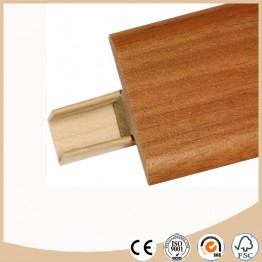 Flooring accessories Laminated T molding