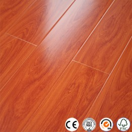 High Gloss surface laminate flooring