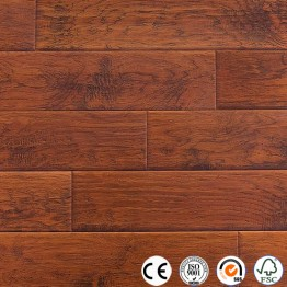 Engineered easy living laminate flooring